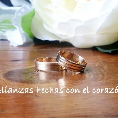 ALIANZAS PERSONALIZADAS
